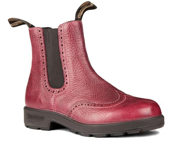 A new boot, a new colour, same solid values. Blundstone 1383