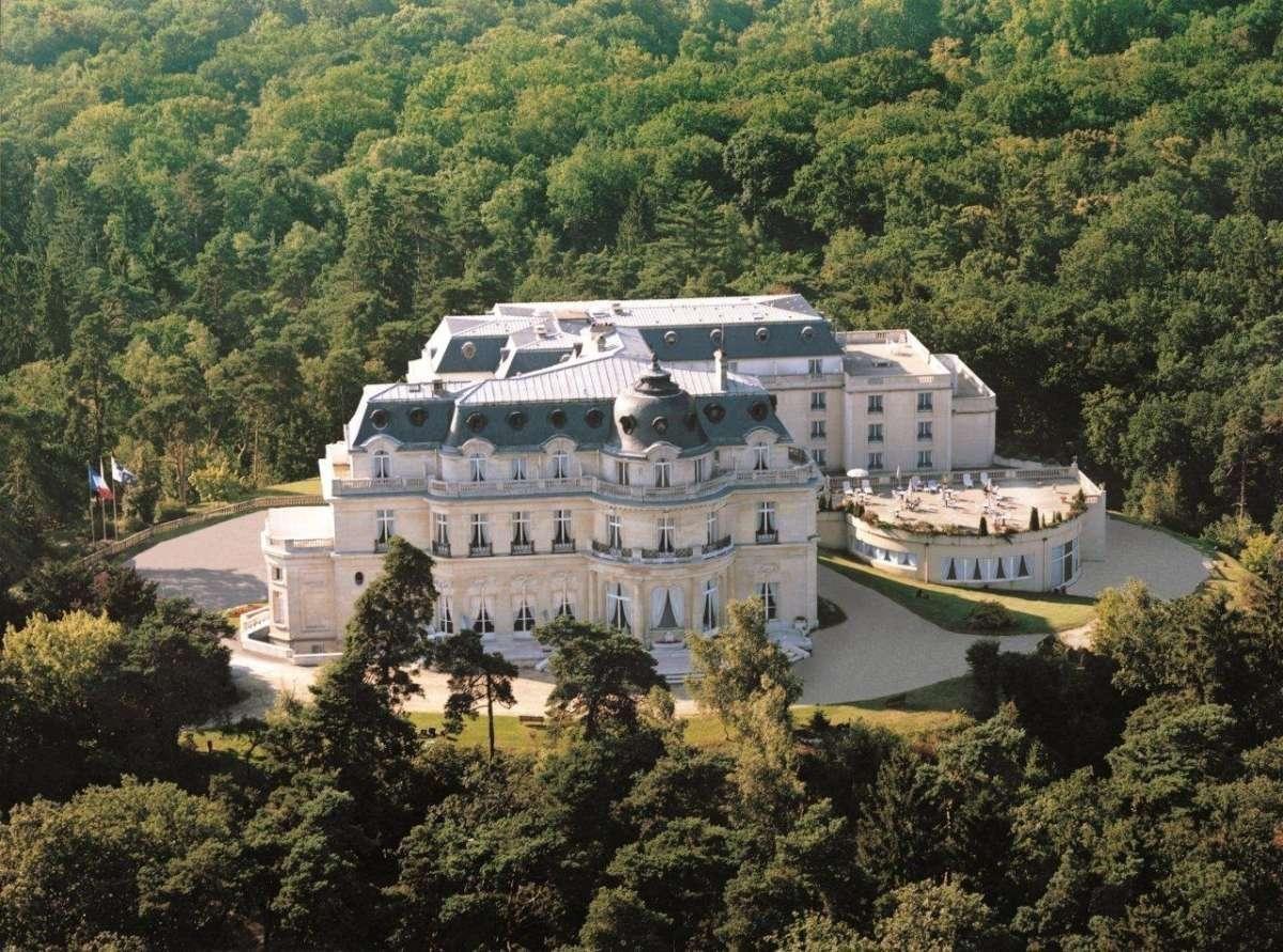 Organisez vos évènements-Château Hôtel 5*-Chantilly