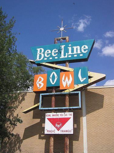 Retro Bowl Signs Old Neon Signs Vintage Neon Signs Retro Sign