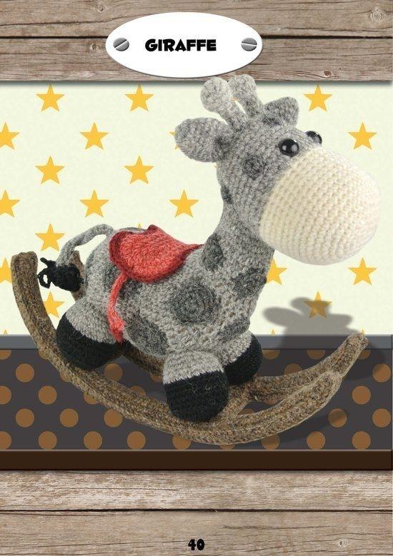 Hobbeldieren Haken Door Anja Toonen Handwerken Crochet Crochet