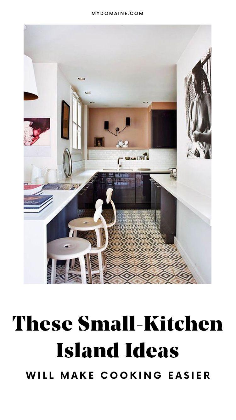 Small Kitchen Island Ideas.
