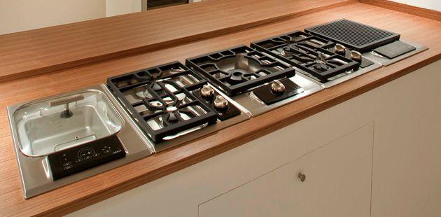 Icbim15 S Multi Function Cooktop 381mm Subzero Wolf Cooktop Luxury Appliances Kitchen Appliances
