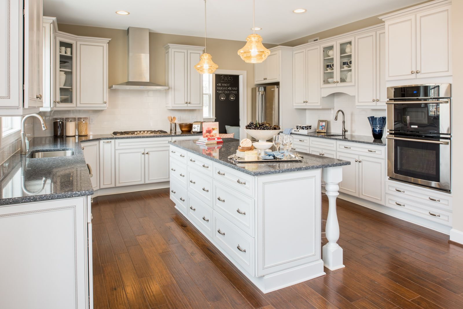 The Thornbury at Liesfeld Farm at Bacova in Richmond, VA | Stanley ...