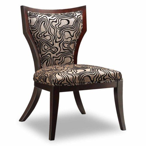 Find It At The Foundary Accent Chair Chocolate Swirl