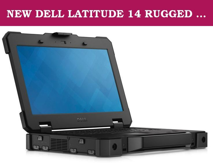 New Dell Latitude 14 Rugged Extreme 7414 I7 6600u 3 4ghz Radeon R7 M360 32gb 2133mhz Hd 720p Touch 1tb Ssd Dvdr Lx0002 Cpu Laptops For Sale Laptop Latitude