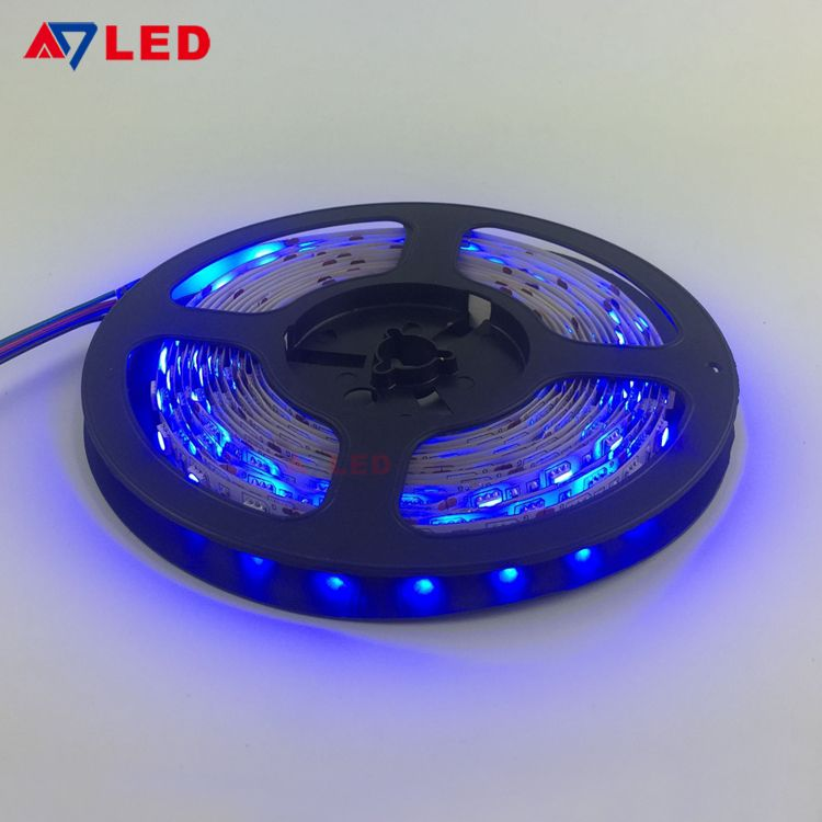 Blue Led Strip 14 4w Dc12v 24v Rgb Led Strip Strip Lighting Led Outdoor Lighting Led Strip Lighting