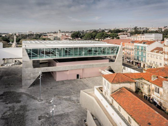 Portugal's Museum Of Coaches By Paolo Mendes Da Rocha