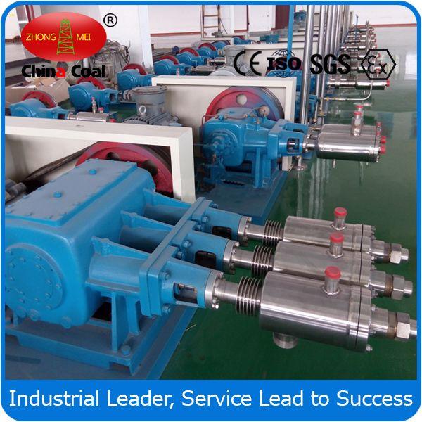 Chinacoal03 Large Flow Cryogenic Liquid Oxygen Filling Pump 1