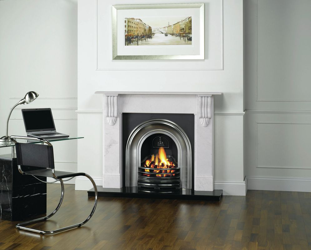 Victorian style gas cast iron fireplace home amp garden home - Classical Fireplaces Glasgow