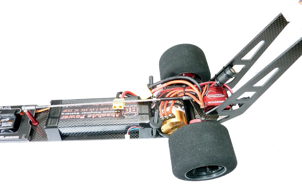 Electric Rc Car Drag Racing