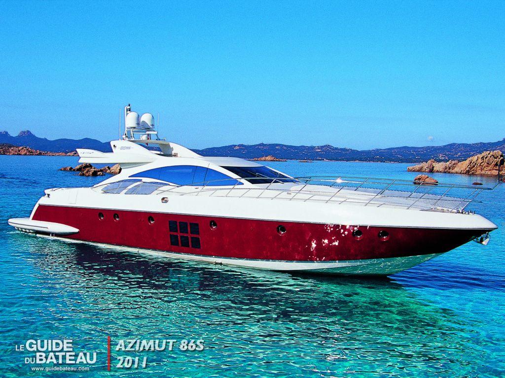 Azimut SRange 2011 Boat, Sunseeker yachts, Small yachts