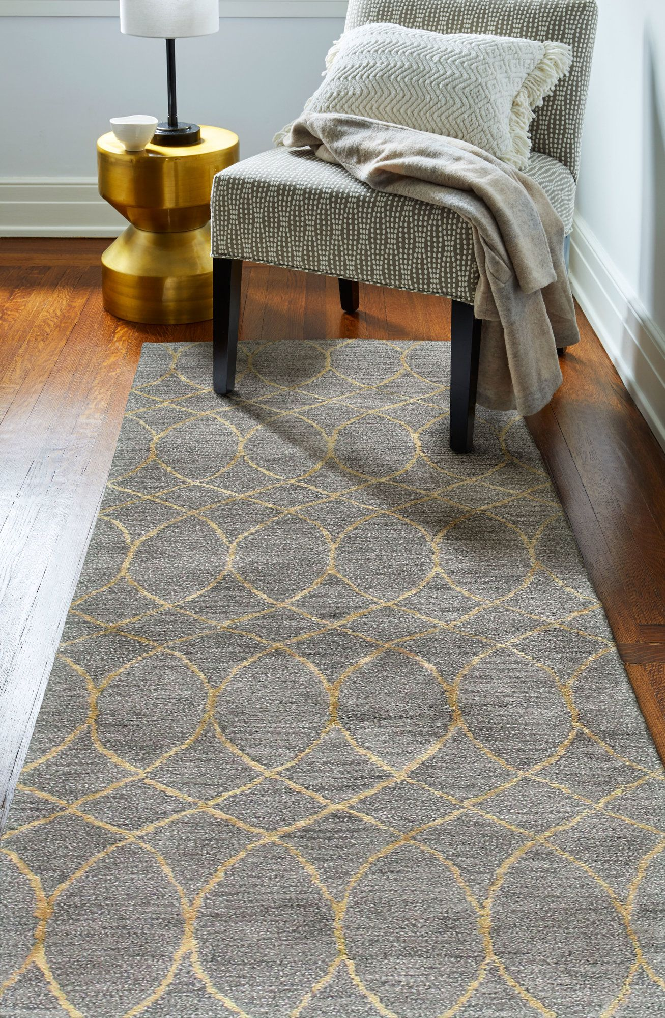 kerala hand tufted gray area rug products rugs area rugs round rh pinterest com