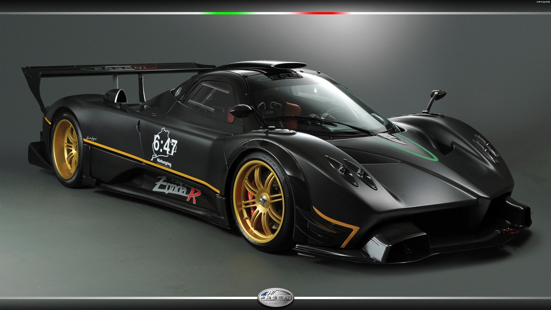 Pagani Car Wallpaper High Quality Wallpaper