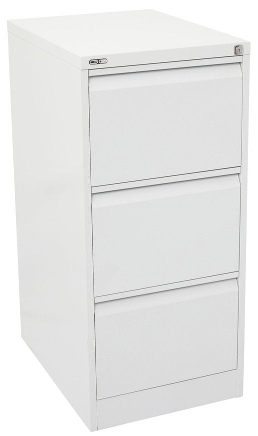 Beautiful Buy Commercial Quality Heavy Duty 3 Drawer Metal Filing Cabinet :     Available In Awesome Design