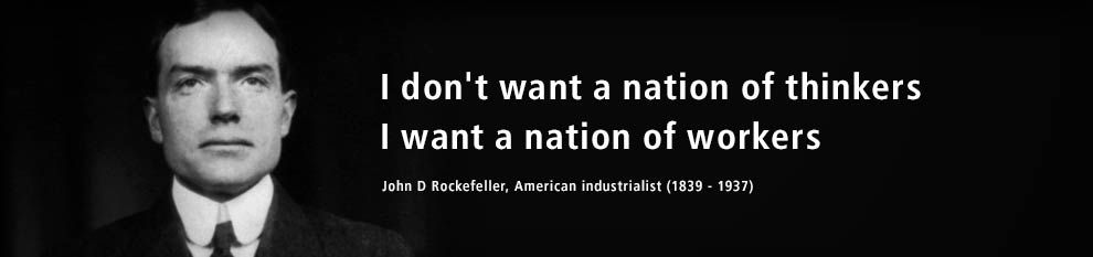 John Rockefeller Quote Google Search Conflict Theory Marxism