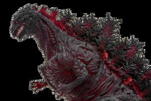 Shin Godzilla Transparent Ver 14 By Jacksondeans Godzilla Deviantart Kaiju