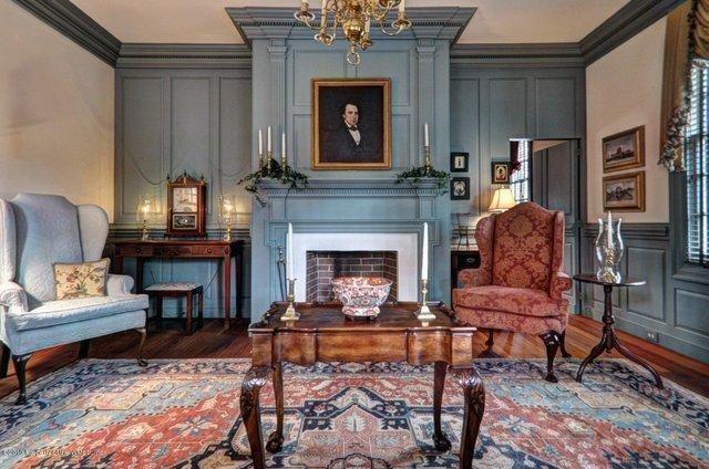 2989 Kitchums Close Williamsburg Va Trulia Colonial House Interior Colonial Living Room Georgian Interiors