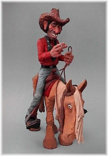 History of caricature carving from little shavers mac s