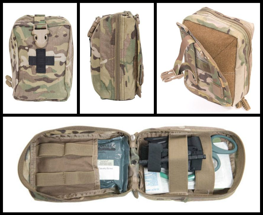 Sports & Entertainment Newest First Aid Bag Medical Emt Cover Outdoor Emergency Military Program Ifak Package Outdoor Hunting Team Train Team Training