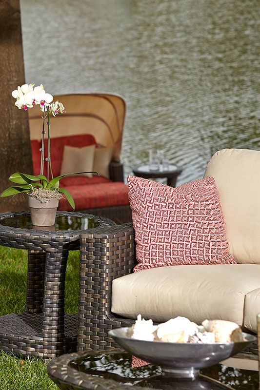 The Cassley Outdoor Furniture Series, Available From The Tin Roof In  Spokane WA #shopthetinroof