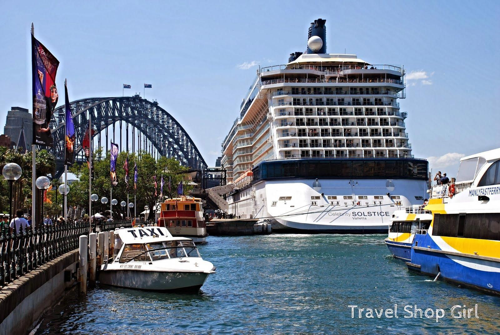 Travel Shop Girl Blog Overseas Passenger Terminal (OPT