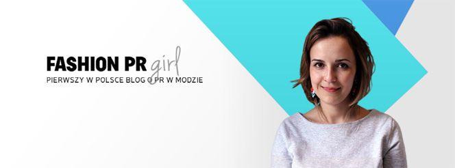 Ola Kaźmierczak - bloguje o pr i modzie, ciekawe teksty, fajne wskazówki, nie tylko dla świata mody
