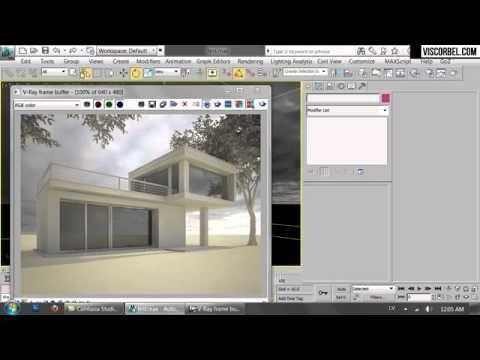 Vray hdri lighting tutorial v ray 3ds max tutorials - 3ds max vray exterior lighting tutorials pdf ...