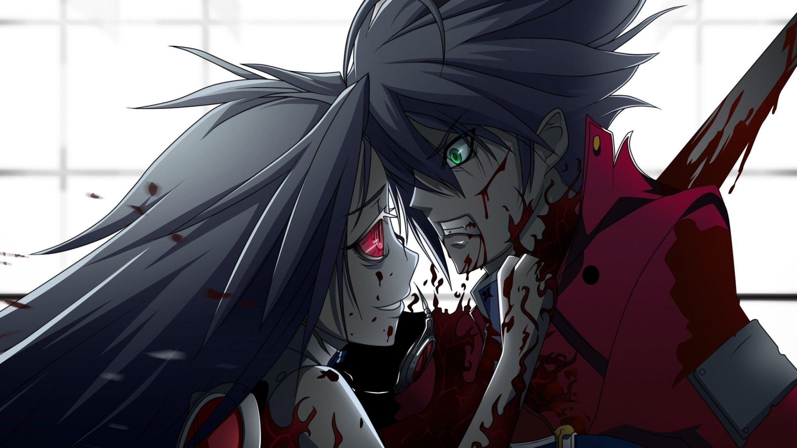 Lovely Gore Anime Wallpaper di 2020