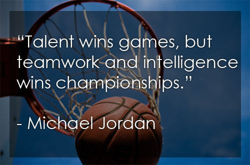 30 Best Inspirational Basketball Quotes About Success And Winning Motivational Basketball Quotes Team Building Quotes Sports Quotes Basketball