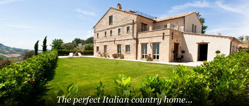 imagine spending the rest of your life at Casa Leopardi.......5 weeks every year!