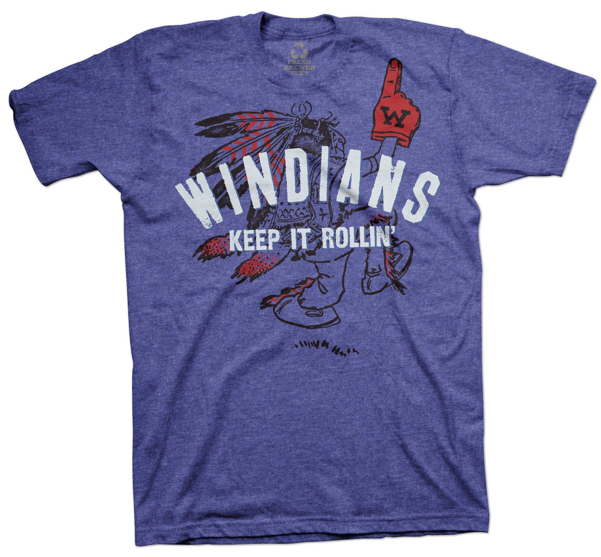 Official Cleveland Windians T-Shirt #indians #windians #cleveland www.freshbrewedtees.com