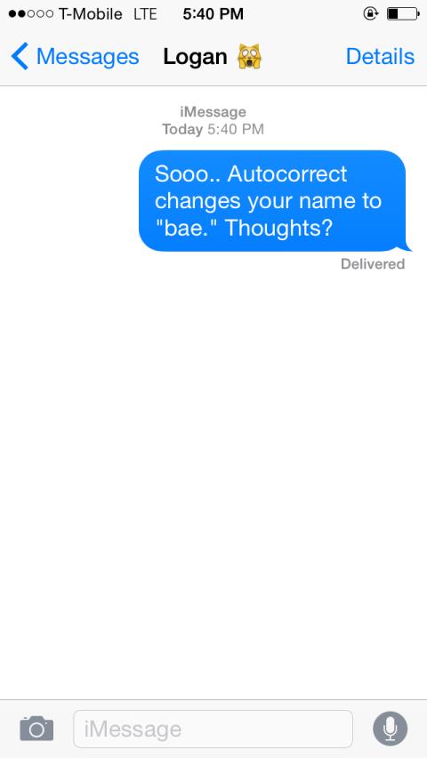 Ways to start a text