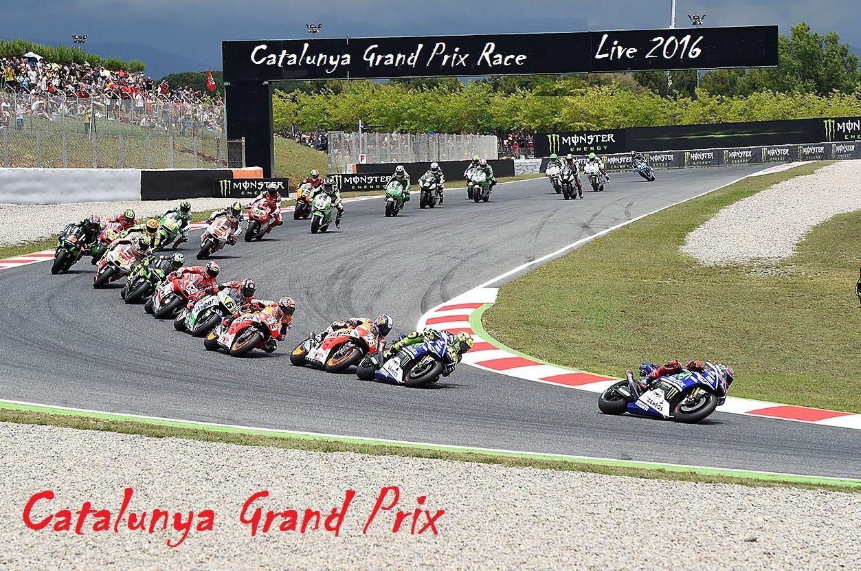 Watch Motogp Catalunya Grand Prix Race Spanish Great Prix Of The