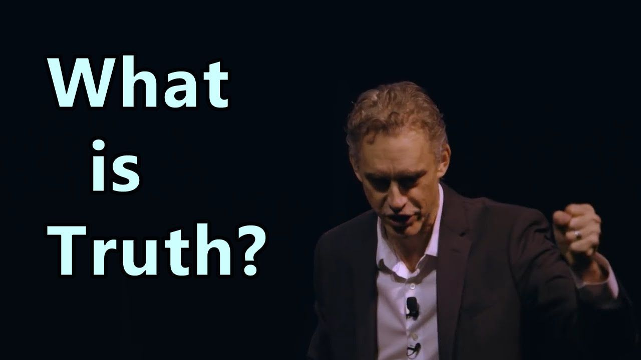 Nietzsche and Dr. Jordan Peterson - What is Truth ...