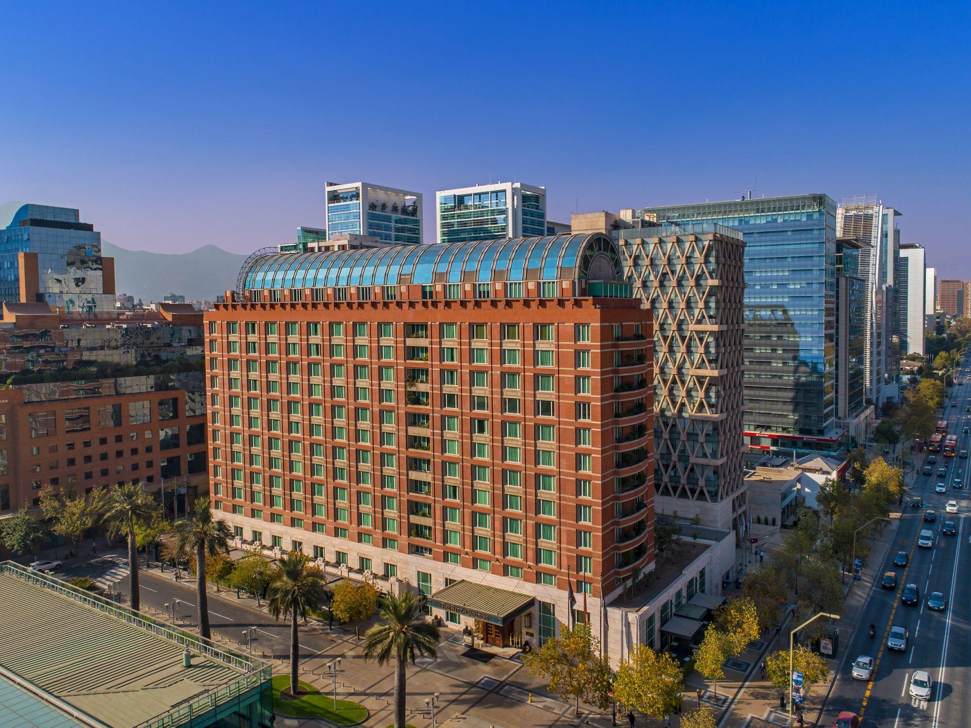 Luxury Hotel In Santiago Chile The Ritz Carlton Santiago Ritz