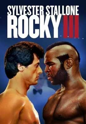 Rocky 3   Film, Posters de films, Rocky ii