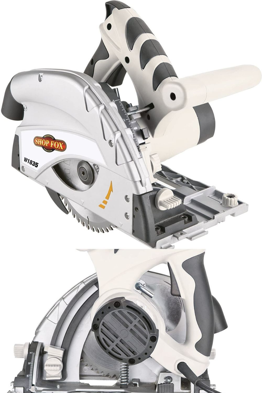 Shop Fox Track Saw Shop Fox W1835 In 2020 Saws Best Track Power Saws