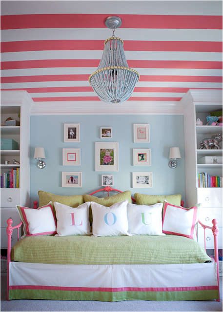 Key Interiors by Shinay: Beautiful Girl Bedroom Tours