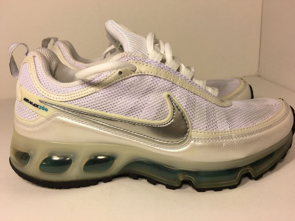 Nike Air Max 360 Running Shoes Women's Size 7.5 (315410 101)