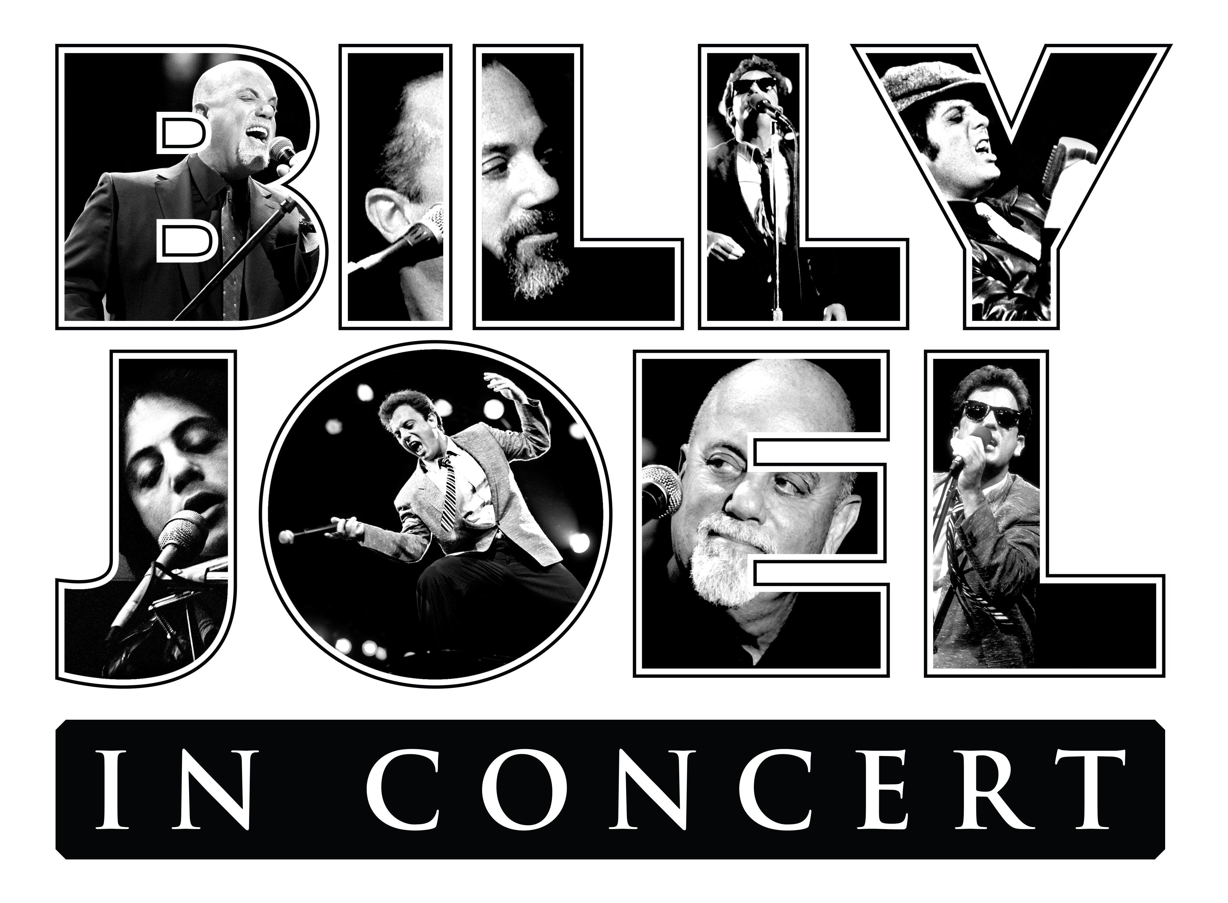 Billy Joel 2019 Baseball Stadium Tour Sweepstakes Billy