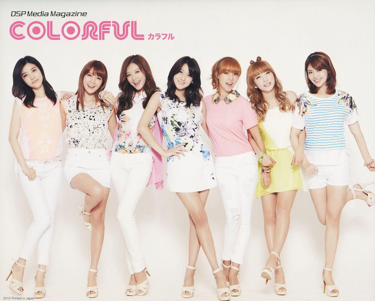 Rainbow Kpop Girls Kpop Girl Groups South Korean Girls