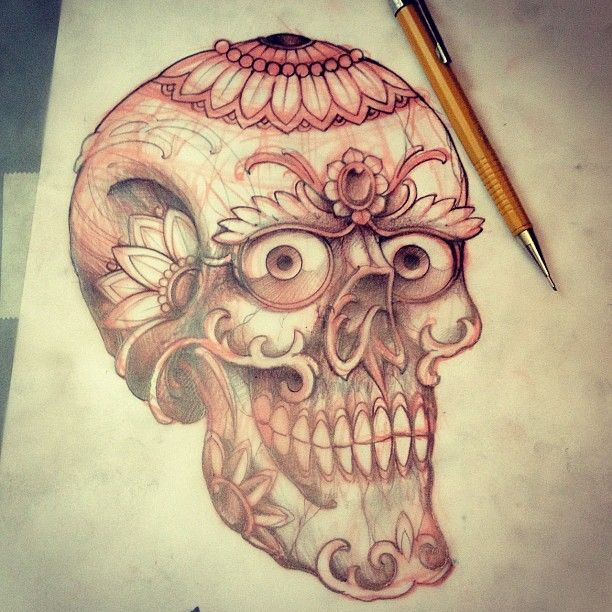 Pin By Marbong On All Skull Tattoo Design Skull Tattoo Tattoo Design Book