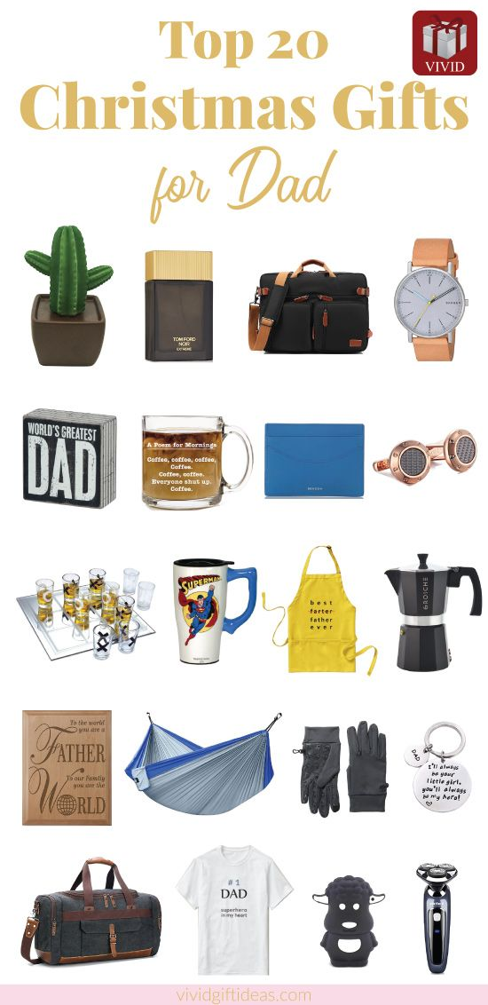 Top 20 christmas gifts for dad