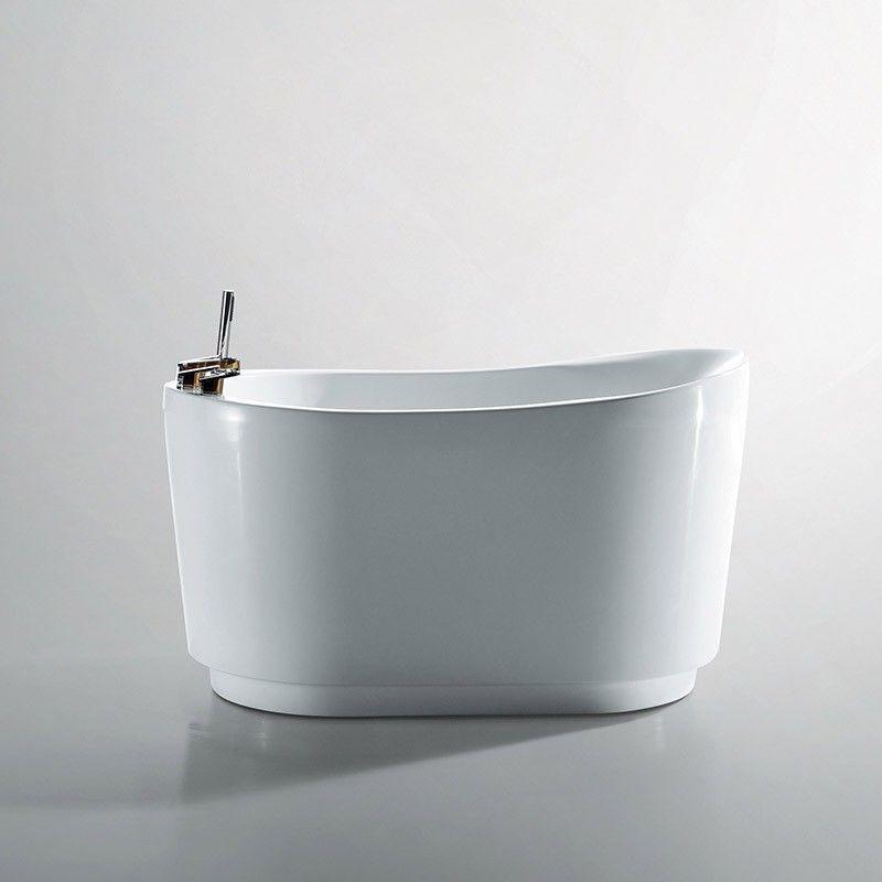 baignoire ilot piccola 130x80 cm