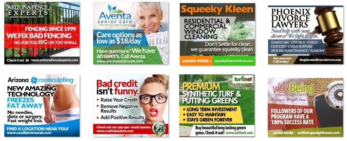 43 Best Of Best Flash Banner Ads Examples Logo And Coloring Page