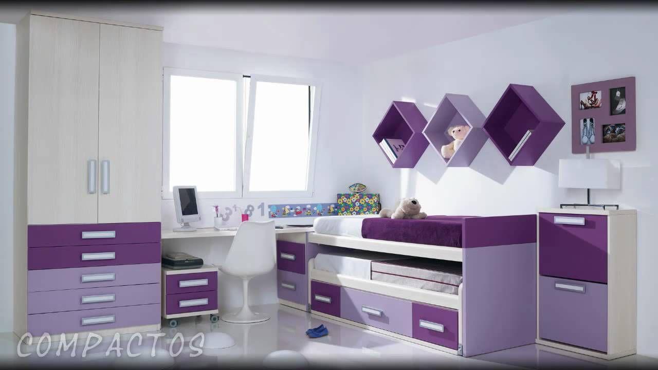 Dormitorio juvenil e infantil whynot new - Habitaciones juveniles nina ...