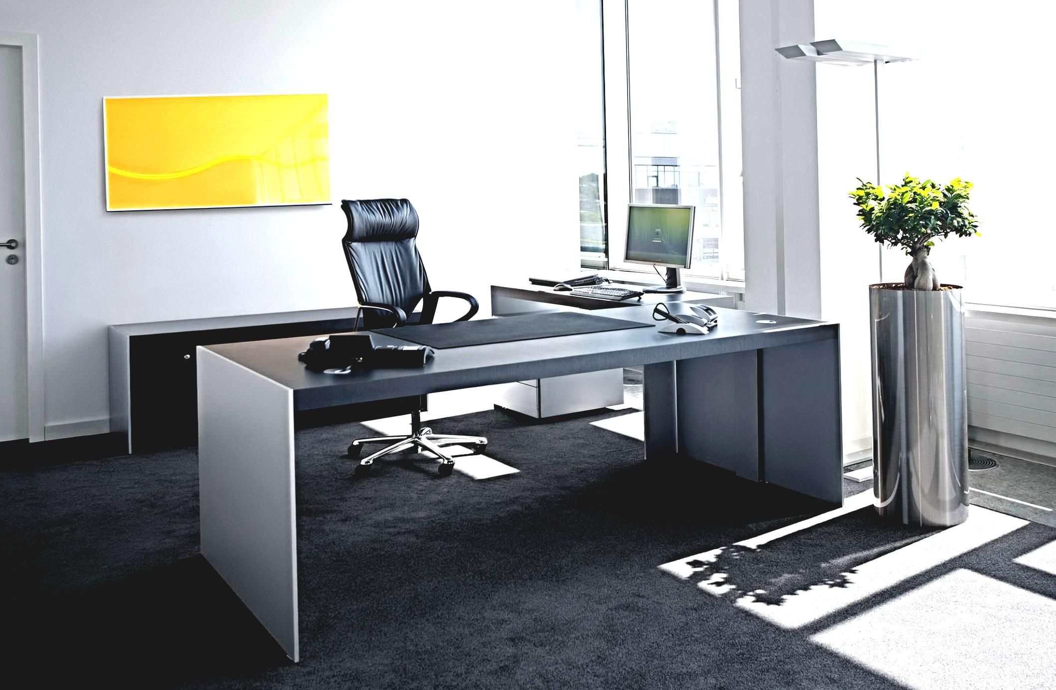 Superieur Design Minimalist Modern Home Office Furniture Home Business Office Desk  And Office Chairs Executive