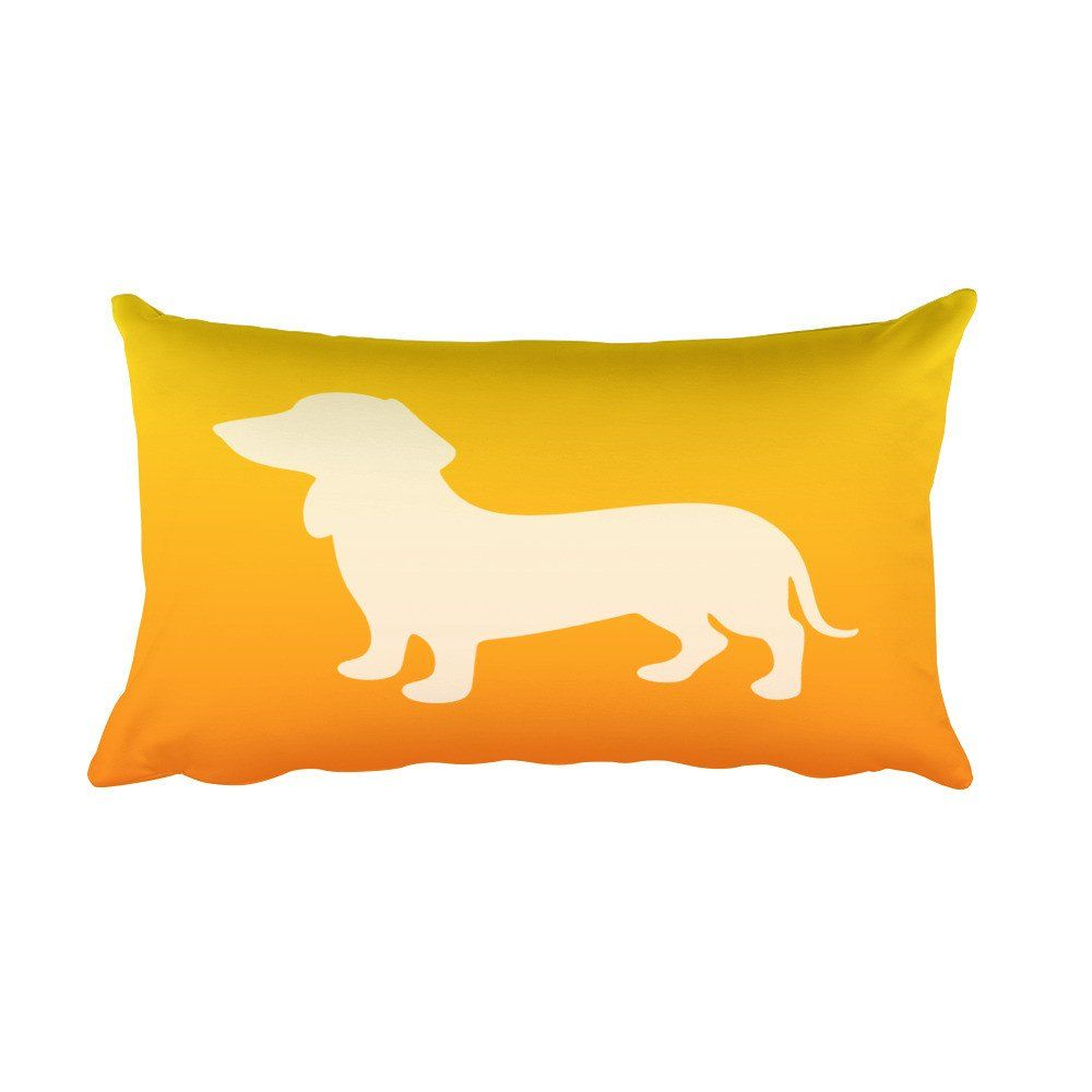 Long Pup Pillows Doxie Pillows, Dog lover gifts, Pup