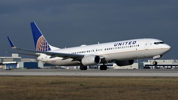 United Airlines Boeing 737 900 United Airlines The Unit Aviation