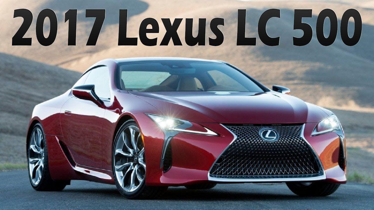 2017 Lexus LC 500 Crazy Headlights (With images) Lexus